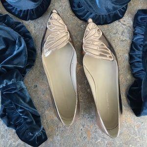Sophia Webster Bibi Butterfly Flats Shoes